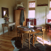 Riverside School House Bed and Breakfast Living Room